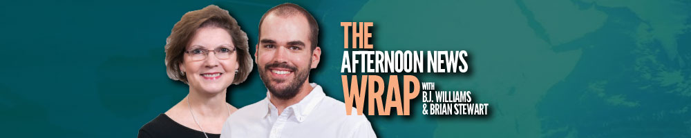 Afternoon News Wrap
